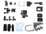 H. 264 câmera X9000 da ação com WiFi