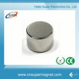 Магниты неодимия диска свободно образца N52 D20mm x 2mm сильные постоянные