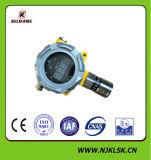 con il trasmettitore del rivelatore di gas della valvola di intercettazione 4-20mA H2s