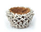 Doublure en fibre de Coco Panier en rotin en osier