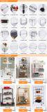 حديثة بيتيّة أثاث لازم فولاذ أو حديد قماش خزانة ثوب تصميم