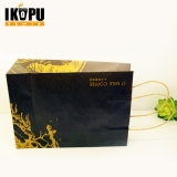 Sacchetto caldo della carta kraft Di vendita con la maniglia e l'alta qualità