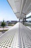 Алюминиевая Perforated панель потолка (A1050 1060 1100 3003 5005)