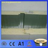 Pannello a sandwich dell'unità di elaborazione della gomma piuma di poliuretano per la parete ed il tetto