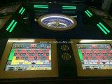 De In werking gestelde Gokautomaat van de Roulette van het Casino van het Spel van Bingo Muntstuk