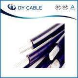 Conducteur en aluminium empaqueté aérien PVC/XLPE de faisceau du faisceau 4 du faisceau 3 d'ABC 1kv 11kv 33kv 2 de câble