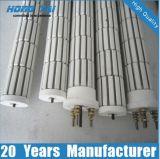 Bobina di ceramica che riscalda tubo radiante elettrico/riscaldatori elettrici 220VAC, riscaldatori di striscia alettati