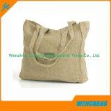 Sacs à provisions estampés par coutume promotionnelle de coton d'emballage