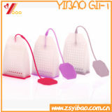Custom Silicone Strawberry Shape / Flower Shape Tea Bag