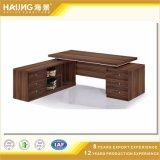 Escritório de madeira americano do clássico da mesa de escritório da mobília