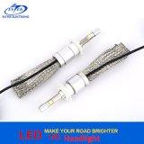 farol H1 H7 9005 do diodo emissor de luz do CREE de 80W 9600lm farol do diodo emissor de luz 9006 R3