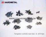 Carbide het van uitstekende kwaliteit van het Wolfram zag Uiteinden