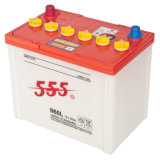 長い持続期間の自動電池N60L 12V60ahは料金電池を乾燥する