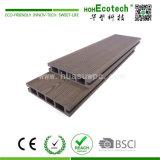 Vente en gros composée en plastique du bois extérieure de Decking