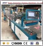 De automatische Zak van het pvc- Dossier met de Zak die van Attachingt van de Ritssluiting van de Schuif Machine maken (BC-600)