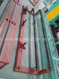 Macchina esagonale Twisted d'inversione diritta della rete metallica