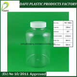 500ml huisdier om de Plastic Plastic Container van de Kruik