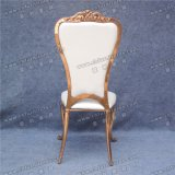 현대 새로운 디자인 금 관 스테인리스 의자 (YC-SS31)