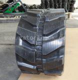Trilha da borracha de Calwer 300X52.5n da máquina escavadora da trilha da venda quente boa