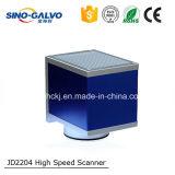 Preço do galvanômetro do laser Jd2204 para a impressora de laser da superfície de metal