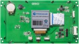 module de l'affichage à cristaux liquides 7 '' 800*480 avec Screen+RS232 résistif