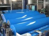 A bobina de aço Prepainted de Aluzinc/Prepainted a bobina de aço do Galvalume