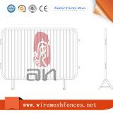 Barricadas Control de Multitudes metal galvanizado
