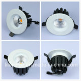 I kit di modifica messi del LED giù si illuminano, PANNOCCHIA Downlight LED di 7W 8W 9W
