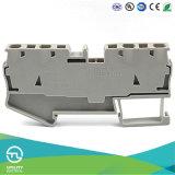 4mm Edelstahl Rahmen-Typ Sprung-Kupfer-Leiter-Blöcke
