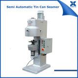 Halb automatische manuelle Blechdoseseamer-Maschine