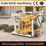 機械を作る半自動水硬セメントのフライアッシュの空のブロック