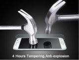 Cell Phone アクセサリ9hの硬度のSamsungギャラクシーS6のための反青く軽い目の保護の携帯電話スクリーンガラス
