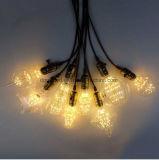 Sternenklare Birne 2W gleiches 25-40W, dekorative Glühlampen der Gefäßform LED für Gehäuse