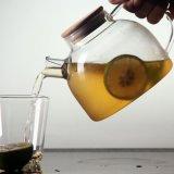 De Koude van het glas brouwt OEM van het Koffiezetapparaat ODM de Koude Kruik van het Water van het Glas van de Kruiken van het Glas van de Melk van het Sap van de Thee Duidelijke voor de Koude Pot van de Waterkruik van het Water van het Glas van Dranken