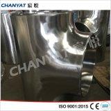 T dell'acciaio inossidabile del Bw-Montaggio di A403 (WP904L, N08904) ASTM