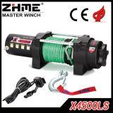 treuil électrique de faible puissance de la traction 4500lbs pour ATV/UTV