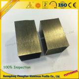 Qualitäts-Aluminiumhersteller kundenspezifisches aufgetragenes Aluminiumstrangpresßling-Profil