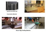 Morceaux de couteau brasés par vide, outils de meulage de diamant