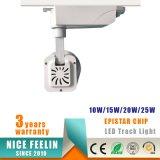 Epistar Chip 25W PFEILER LED Spur-Licht für Handelsbeleuchtung