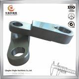 Braço de pivô da carcaça de investimento do aço inoxidável com fazer à máquina do CNC
