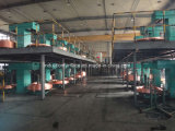 производственная линия машины 1000mt-12000mt медная штанги Upcasting