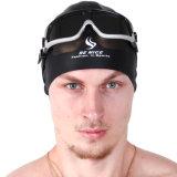 Grande protezione di nuoto lunga supplementare impermeabile del silicone delle donne dei capelli