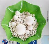 Alta bola del alúmina del alúmina el 92% el 95% 1mm-80m m para la cerámica de la construcción
