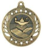 Medalha feita sob encomenda da escola do esporte da honra da liga do zinco da alta qualidade da fonte