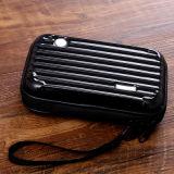 ABS/パソコンの物質的な方法は化粧箱/構成袋の/Wash袋/ミイラ袋/小型防水洗面用品袋を設計した