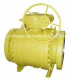Шариковый клапан 36 дюймов установленный Trunnion