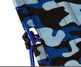 Vector de comida campestre plegable de aluminio del camuflaje portable (MW12019CL)