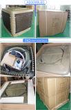 Dispositivo di raffreddamento di aria evaporativo del condizionatore d'aria fissato al muro con il rilievo di raffreddamento ad acqua