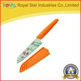 Neues Entwurfs-Drucken-Schnipsel-Messer-GroßhandelsEdelstahl-Frucht-Messer