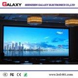 Visualización de LED de interior P4 con alto Defination, instalación rápida fija